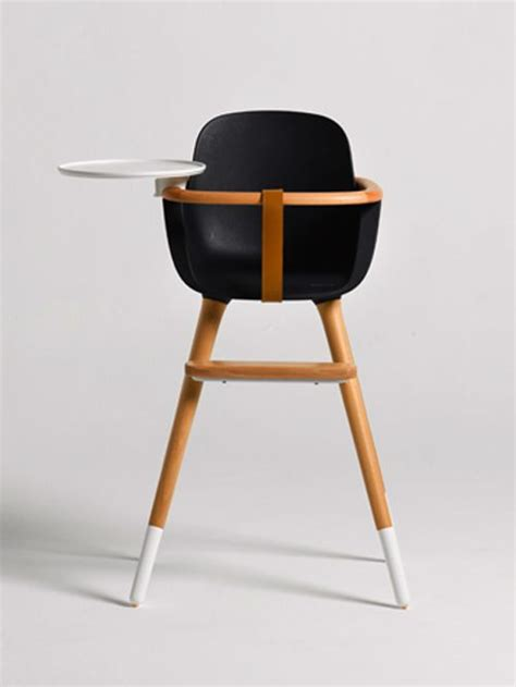 mid century modern high chair by micuna baby