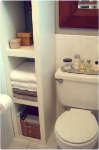 Shelving Ideas For Bathrooms Storage Ideas For Small Bathrooms Micro Living