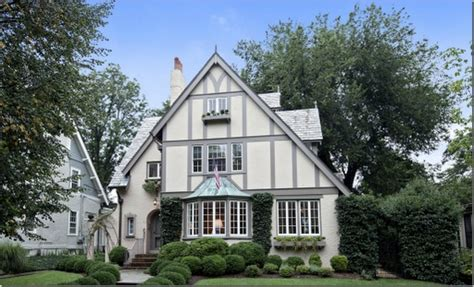 this tudor style color of exterior paint is most similar to my new house i can t wait for my