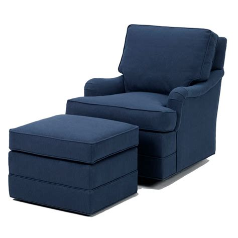 swivel glider chair and ottoman wesley hall 689 keaton swivel glider and 689 24 keaton
