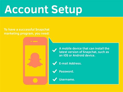 Search Snapchat By Email Make Your Account Setup To