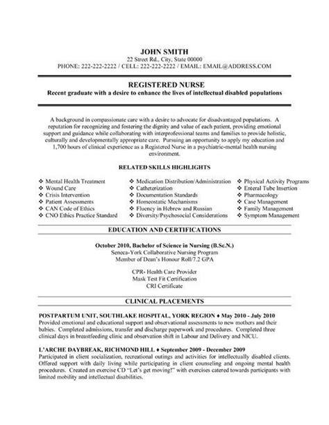 snhu 303 resume template 25 best ideas about nursing resume template on