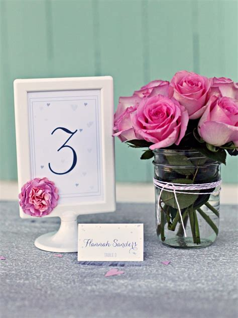 Southern Home Decor Ideas by 21 Diy Wedding Table Number Ideas Diy