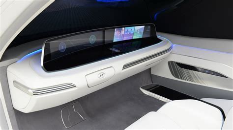 hyundai health care cockpit shows  future  stress  driving pictures  wallpapers