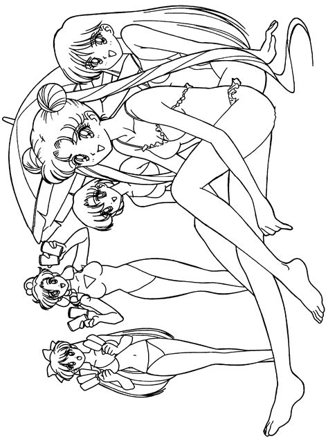 sailor moon coloring pages coloring page sailormoon coloring pages 46