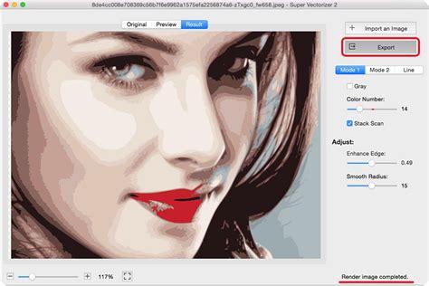vectorize image vectorize image on mac vectorizer 2