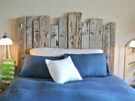 driftwood bed free diy driftwood bedroom decor completely coastal