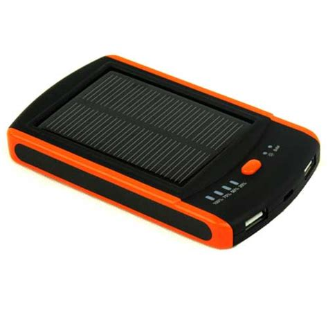 solar phone charger for iphone tablet smart phone