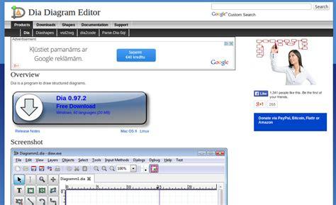 dia diagramming tool dia diagramming tool 28 images program f 246 r enkla