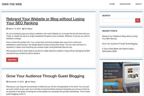 go hugo themes phlat theme for the hugo static website engine released