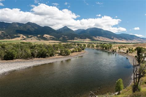 drift boat rental livingston mt portions of the yellowstone river being reopened park
