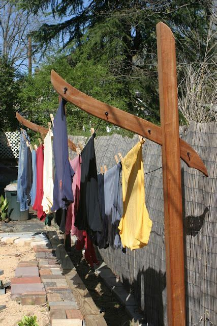 clotheslines for small backyards 25 best ideas about clotheslines on clothes