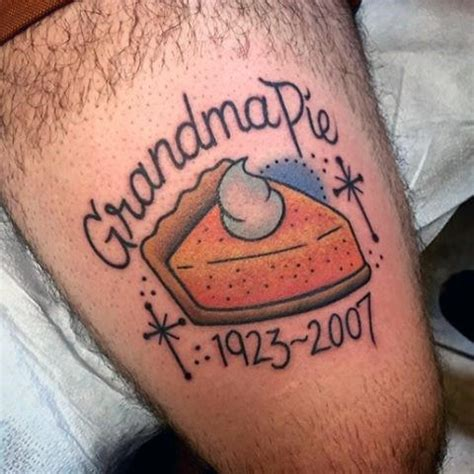 tattoo ideas for grandma that passed away 100 memorial tattoos for men timeless tribute design ideas