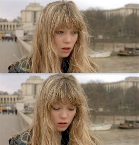 lea seydoux bangs lea seydoux lookin good pinterest hair fringes and