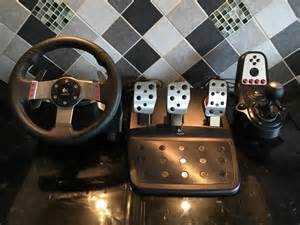 Steering Wheel And Gear Stick For Ps4 G27 Purchase Sale And Exchange Ads Great Deals And Prices