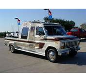 1986 Ford E350 Centurion Century Conversion Dually Truck Van Photo 3