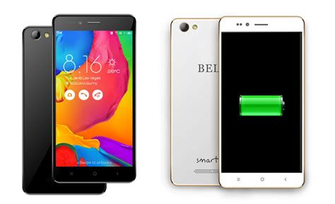 Smartphone Bell Freedom a 4g enabled smartphone with 5 inch display for rs 2999 meet the bell smart 101