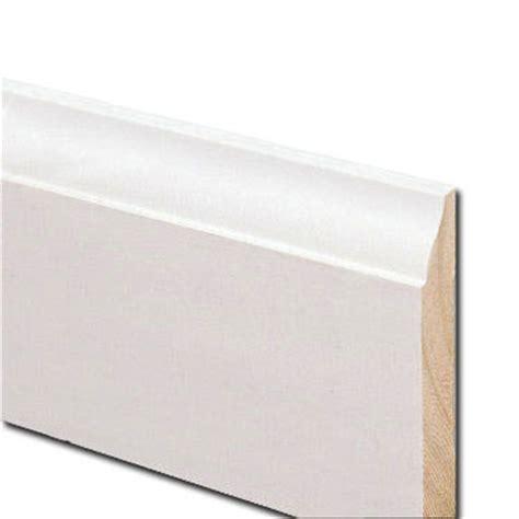 7 16 x3 1 4 primed pine colonial baseboard las hardwoods