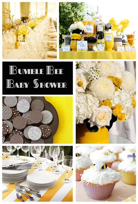 Bee Baby Shower Ideas by Baby Shower Themes Best Baby Decoration