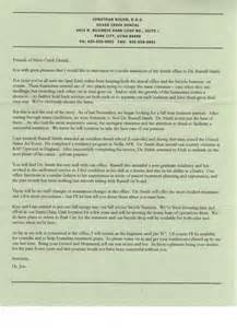 Patient Transition Letter September 171 2012 171 The Professional Bicycle Mechanic