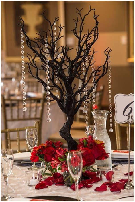 nightmare before christmas inspired wedding at wedgewood