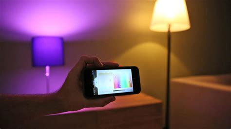 Connected Lights by Philips Hue Connected Bulb Starter Pack Review Cnet