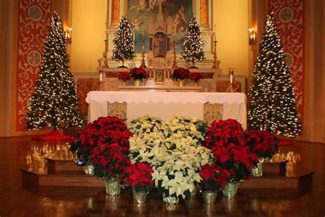 what is the main holiday decoration in most mexican homes main altar christmas decorations picture of perryville
