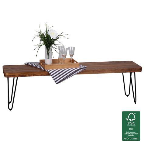 sheesham wood bench finebuy solid wood sheesham bench 160 x 40 x 45 cm dining