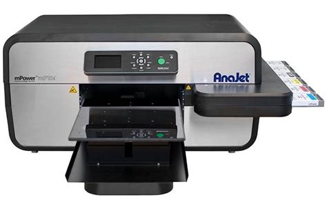 Printer Dtg Anajet Usa anajet mpower mp10 direct to garment printer samharta