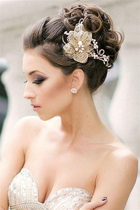 peinados de novia  actuales  fotos  tendencias
