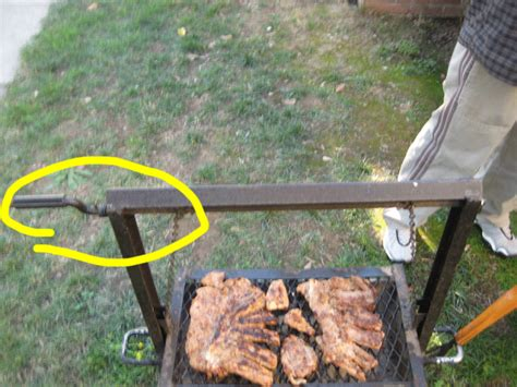 Handmade Barbecue Grills - my friend s bowl diy bbq grill diy bbq