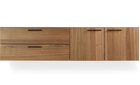 Wall Cabinet With Drawers by Shale 2 Door 2 Drawer Wall Mounted Cabinet Hivemodern