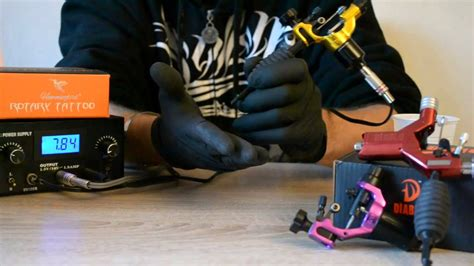 tattoo machine keeps stopping fredimix tattoo machines rotatives reglables en francais