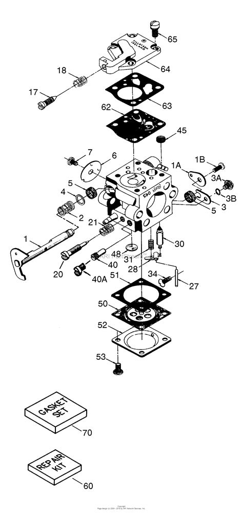tecumseh engine carburetor diagram tecumseh ca 632901a parts diagram for carburetor