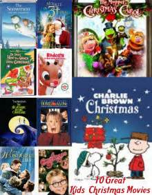 10 great christmas movies for kids of all ages creative