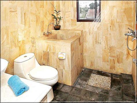 desain kamar mandi minimalis rumah idaman  tips
