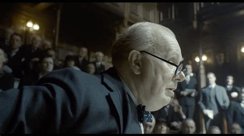 darkest hour review darkest hour is inspiring and mostly family