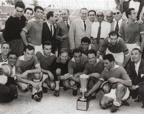 C Nel coppa italia 1961 1962