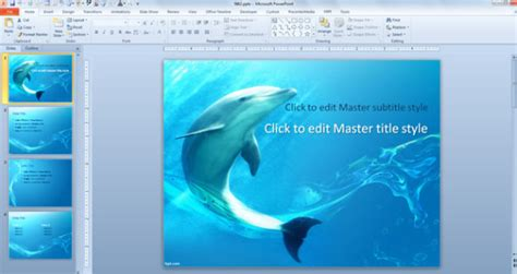 powerpoint 2007 templates free fondos para diapositivas de mar imagui