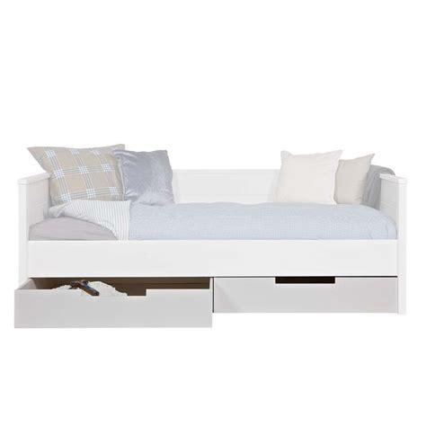set de 2 tiroirs en pin fsc pour lit joop par drawer