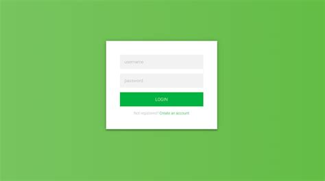 50 free html5 and css3 login form for your website 2017