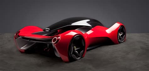 ferrari futurismo concept  ccs car body design