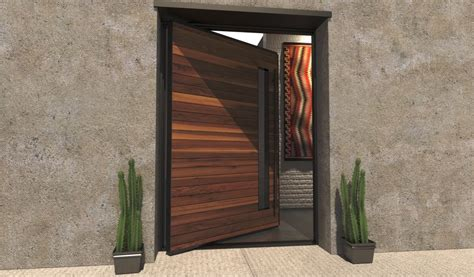 Exterior Pivot Door Modern Steel Doors Interior Exterior Doors Websites For Architectural Products Services