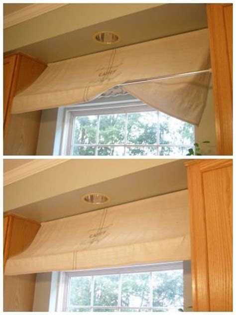 Diy Replacement Windows Inspiration New Uses For Tension Rods Problems Solved With Tension Rods Housekeeping Diy Craft S