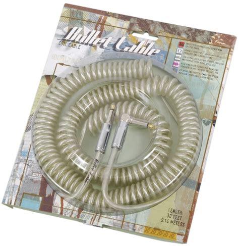 Kabel Bc 25 Bullet Cable Bc 25 Ccc Kabel Gitarowy 9m