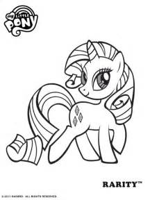 rarity coloring pages free coloring pages of rarity di my pony