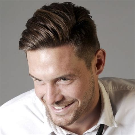 mens combed hairstyles a comb over hairstyle man best hairstyles pinterest