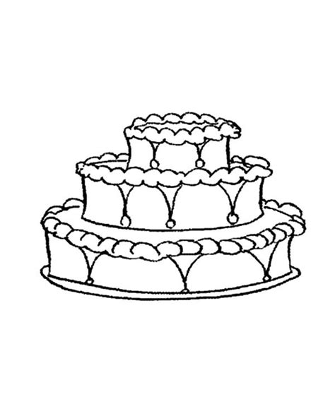 coloring page for cake decorating cake without candles www pixshark com images galleries
