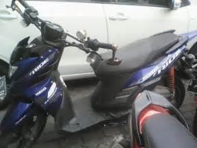 Murah Stang Setir Kc Supra modifikasi unik yamaha x ride pakai headl satria fu