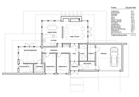 Small Modern House Plans One Floor fantastic small one story contemporary house plans plans